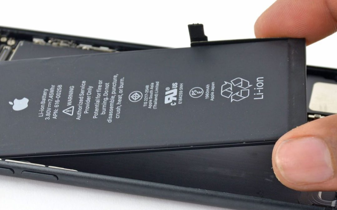 iPhone, iPod & iPad Battery Replacement
