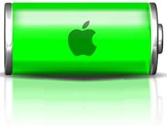 Apple battery image