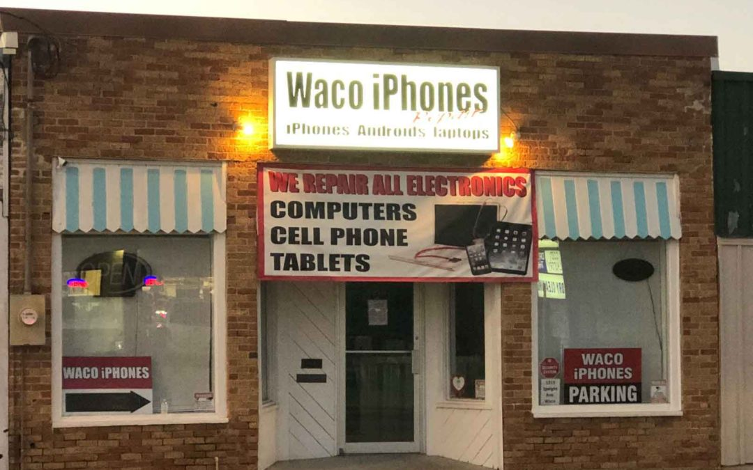New Location – Waco iPhones